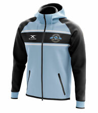 NRL Cronulla Sharks MENS Team Hoodie Hoody, sizes L  2XL only