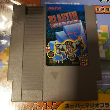 Blaster Master Nes (Nintendo) Game.