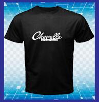 CHEVELLE BY CHEVROLET Classic Legend Car Logo Men's T-Shirt S M L XL 2XL 3XL