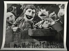 """1974 ABC TV """"THE MUPPETS SHOW SPECIAL"""" ORIG NETWORK PROMO PHOTO - JIM HENSON"""