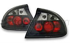 Design Rückleuchten Set Schwarz Klarglas passend für Opel Tigra A 1994 - 2000