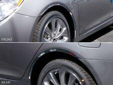 4PC Stainless Steel Wheel Well Accent Trim- WQ11360 For HYUNDAI SONATA 2011-2014