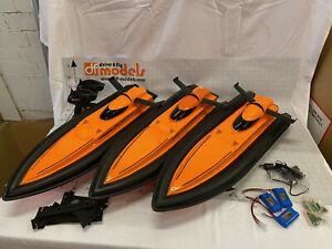 3x DF Models AVANTI XL Rennboot #3670 - ungeprüfte Retoure für Bastler Boat