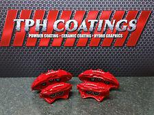 2009-2014 CADILLAC CTS-V CALIPERS POWDER COATED Chevy Camaro ZL1 brembo 6 piston