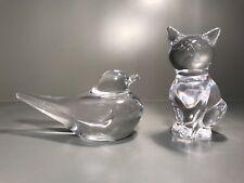 "Glasskulptur Kristall Glas Kunst /""Harlekin/"" Moderne-Design Skulptur Handarbeit"