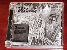 Abscess: Horrorhammer CD 2007  Peaceville UK CDVILEF165 Super Jewel Box NEW
