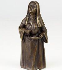 Bronze Glocke Kirchenglocke Tischglocke Nonne