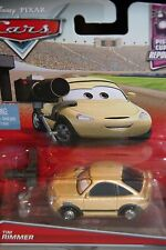 "DISNEY PIXAR CARS  ""TIM RIMMER"" NEW IN PACKAGE, SHIP WORLDWIDE"