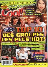 One Direction COOL magazine July 2012 Simple Plan BIG TIME RUSH LIAM HEMSWORTH