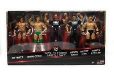 WWE Network Spotlight Collection Batista Cena Nash Hall Lesnar Action Figures