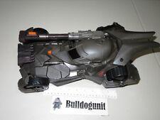 2017 DC Batman Justice League Mega Cannon Batmobile Shooting Car Bat Mattel