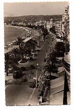 06 - cpsm - NICE - La Promenade des Anglais  (C3380)