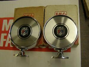 NOS OEM 1961 1962 1963 1964 Ford Galaxie 500 Fairlane Falcon Mirror Accessory PR