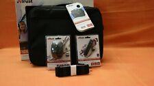 Trust Notebook Tasche??? value pack mit Zubehör??? Neu Unbenutzt???  15-16 ZOLL?