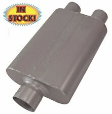 Flowmaster 40 Delta Muffler 409S - 3.00 Center In / 2.50 Dual Out - 8430402