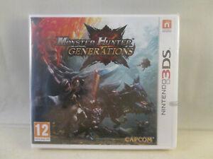 Nintendo 3DS - Monster Hunter Generations NEW SEALED