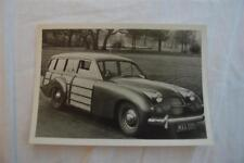 Vintage Car Photo 1952 Allard P2 Safari Estate Wagon Woodie 855