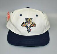 Florida Panthers Twins Enterprise NHL Vintage Men's Snapback Cap Hat - NWT