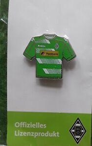 Borussia Mönchengladbach  Pin Fussball Trikot Postbank Kappa Grün