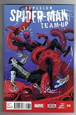 SUPERIOR SPIDER-MAN TEAM-UP #8 - PAOLO RIVERA COVER - 2013