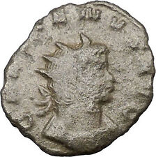 Gallienus ruled w father Valerian I 255AD Ancient Roman Coin Generosity  i32152