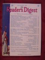 Readers Digest December 1943 WWII Rose Wilder Lane Louis Bromfield