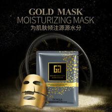 BIO Gold-Therapie Gesichtsmasken Tuchmaske Gesichtspflege Hautpflege Unisex
