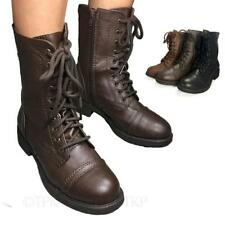 Regular Size Mid-Calf Boots for Women