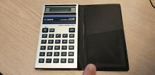 Vintage Canon LC-83M Calculator in good collectors condition.
