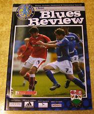 Away Teams A-B Barnet League Two Football Programmes