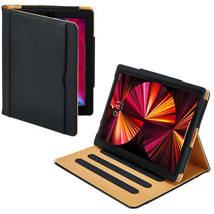 Genuine Faux Leather Smart Flip Stand Case Cover For iPad Pro 11 [2021-20-18] UK