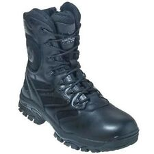 Thorogood Work Boots Leather Side Zip 834-6291+W Non-Slip Military Paratrooper