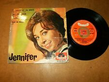 JENNIFER - EP FRENCH POLYDOR 27048  / LISTEN - TEEN FRENCH POPCORN