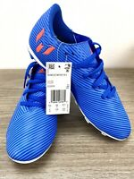 Adidas Youth Nemeziz Messi 19.4 FxG J Soccer Cleats Blue Size 5 New In Box Tags