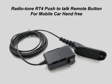 Radio-Tone RT4  Push to talk Remote Button For Mobile Car Hand Free