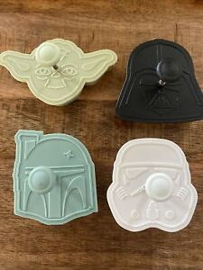 Star Wars Cookie Cutters By Williams Sonoma