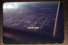 Soft Focus View over Steubenville, Ohio in 1945, Kodachrome Slide aa 10-25a