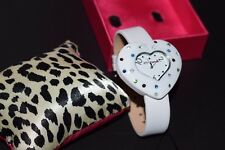 Betsey Johnson Women's Candy Brights Collection Heart Watch BJ2115