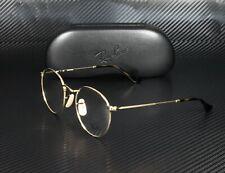 RAY BAN RX3447V 2500 Gold Demo Lens 50 mm Men's Eyeglasses