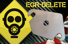EGR valve Blanking Plate Ford Fiesta Focus C-Max, Fusion 1.4 1.6 TDCi With hole!