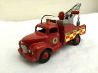 DINKY Code 3 Commer Breakdown FIRE BRIGADE RECOVERY