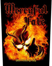 MERCYFUL FATE - Don't Break The Oath - Rückenaufnäher / Backpatch