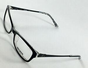 New HARLEY DAVIDSON HD 509 Black Women's Eyeglasses Frames 52-16-135