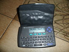 Taschenrechner Calculator Texas Instruments PS 2100+