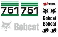 (ORIGINAL LOOK) BOBCAT 751 NEW FULL DECAL STICKER SET KIT BS29