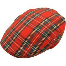 Gorras y sombreros de hombre en color principal rojo de poliéster
