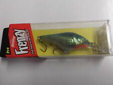 Hard To Find Berkley Frenzy (Pro) Mag Diver,10 Footer.Lime Blue Chart,Hard Box