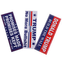 10x Donald Trump President Campaign Window Decal Car Bumper Stickers UJG