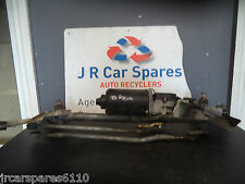 2000 - 2006 TOYOTA PREVIA FRONT WINDSCREEN WIPER LINKAGE & MOTOR