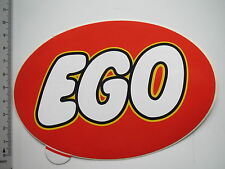 Aufkleber Sticker EGO Paintball Decal (6823)